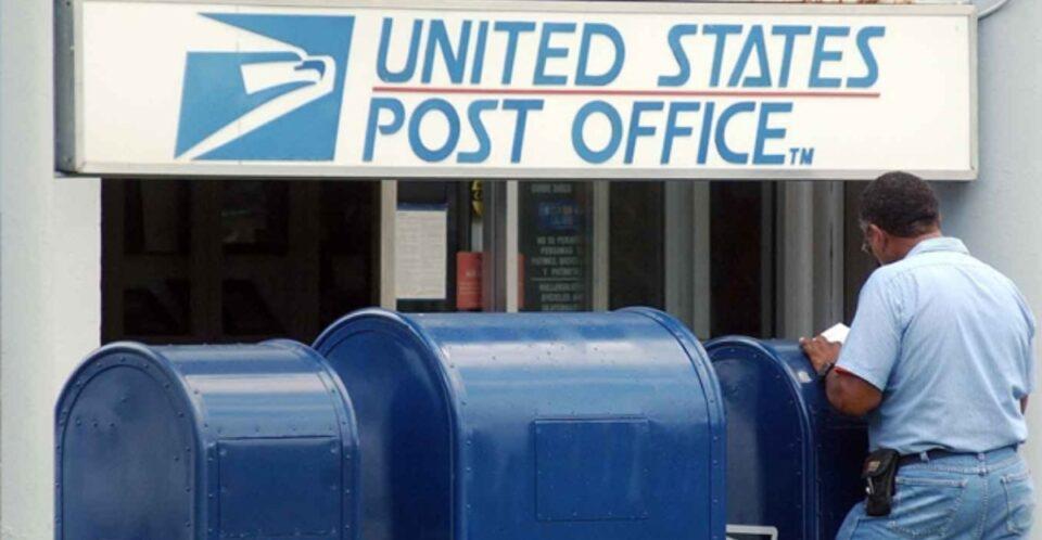 Los votos se retrasarán, asegura el servicio postal de EE.UU