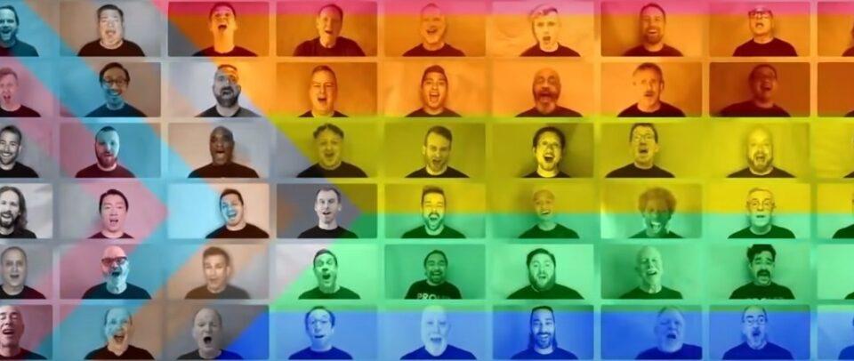 Coro gay coacciona a padres al meterse con sus hijos